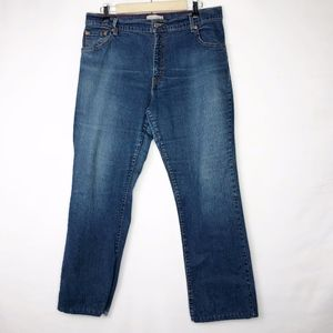 LEVI'S 550 Relaxed Fit Jeans in Size 16M